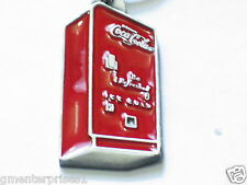Coca Cola Soda Machine Keychain KeyFob (#179)