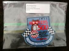 Rare! Vintage Richard Petty Hooters 500 Race patch