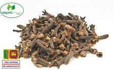 Ceylon Pure Cloves Whole 100% Natural & High Premium Quality Sri Lanka Free P&P!