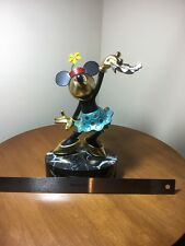 "Chilmark Hudson Creek Disney ""SIMPLY MINNIE "" Rare MetalArt Limited Edition"