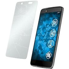 1 x Alcatel Idol 4 Protection Film Tempered Glass clear