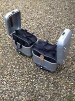 Pannier Liner Inner Luggage Bags To Fit R1150GS ADVENTURE Alu Panniers Pair