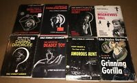Erle Stanley Gardner 8 Hardcover Lot