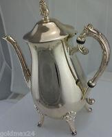 schöne antike Kaffeekanne