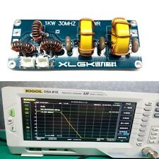 1000W 1KW 1-30MHZ Low pass filter LFP for FM transmitter SSB CW HF amplifier