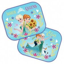 2 x NEW Disney FROZEN Car Window Sun Shade Baby Boy Girl Kids Children UV Blinds