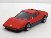 Ferrari 512 BB in rot, ohne OVP, Bburago, 1:43
