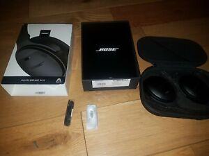 Bose QuietComfort 35 Series II Wireless Headphones - Black. New