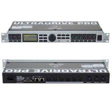BEHRINGER ULTRADRIVE PRO DCX2496 crossover digitale 24-bit/96 khz
