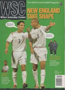 When Saturday Comes (WSC) Issue 238, December 2006