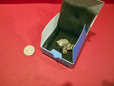 "Lladro Boxed Figurine #7593 ""Little Frog"""