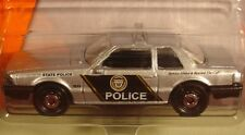 Matchbox '93 Ford Mustang LX SSP silver #66 2016