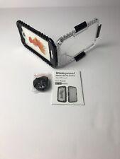 Waterproof Heavy Duty I Phone 7 Phone Case Black Fully Submerge For 24 Hours