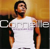Corneille 2xCD Parce Qu'On Vient De Loin - France (EX/VG+)