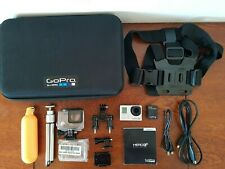 GoPro HERO3+ Black Edition (4k / WiFi) Bundle In Carry Case - With Free Delivery