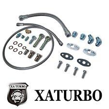 Garrett GT2835 GT3037 Turbo oil water line kit GT25 GT28 GT30 GT35
