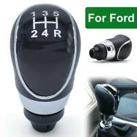 5 Speed Gear Shift Knob For Ford Focus Mondeo Fiesta S-Max Kuga Galaxy 2008-2013