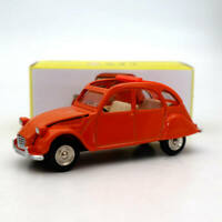 Atlas 1/43 Dinky toys 011500 Citroen 2CV Diecast Models Collection