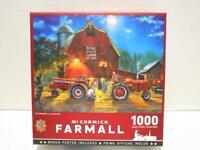 NEW IH McCormick Farmall THE REMATCH #71929 1000 pc Jigsaw Puzzle
