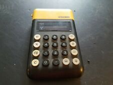 OMRON 86 ELECTRONIC CALCULATOR