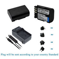 D-l190 Battery / Charger for Pentax 645D K-3 K-5 K5 IIs II K-7 K7 K3 K5 645 645Z