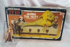 Vintage Star Wars JABBA THE HUTT playset Boxed Most Contents SEALED complete