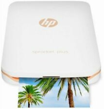 "HP Sprocket Plus Bluetooth 2.3x3.4"" Colour Thermal Mobile Photo Printer (2FR85A)"