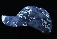 Baseball Cap Plain Hat Army Military Hats Camouflage Caps Tactical Visor Hunting