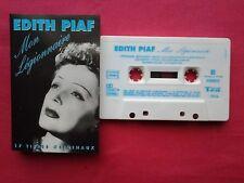 Rare K 7 / Cassette / Edith Piaf - Mon Légionnaire