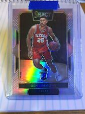 2016-17 Panini Select Courtside Silver #251 BEN SIMMONS Rookie card... SSP