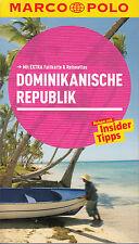 République Dominicaine/Marco polo guide touristique M. extra carte chevalet & voyage Atlas