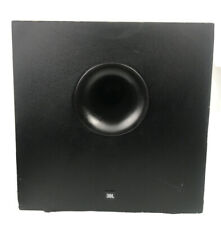 Jbl Sub125A Simply Cinema Subwoofer Home Theater Powered Subwoofer