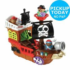 VTech Toot Toot Kingdom Pirate Ship Playset 1+ Years