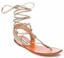 28f9ec37689 Steve Madden Women's Synthetic Sandals and Flip Flops for sale | eBay