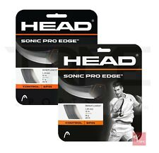 Head Sonic Pro Edge Tennis String Set (Available in 2 gauges)