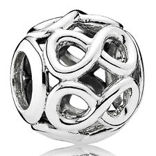 PANDORA Element 791872 Infinity Silber Beads