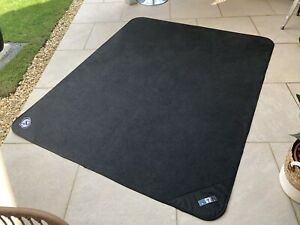 Protection Racket Large Drum Kit Mat 2.0m X 1.6m - Very Good Condition With Bag