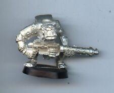 WH40K 3rd Ed Ork boyz big Shootas#2 Heavy Shootas Metal Miniature