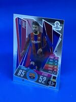 TOPPS MATCH ATTAX CHROME 2020-21 20/21 BARCELONA GERARD PIQUE #52