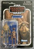 STAR WARS Ben Quadinaros VC81 TPM Vintage Collection Punched MOC Hasbro C9