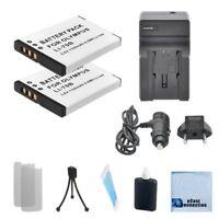 2xBaterìa+Cargador EN-EL5 ENEL5 para Nikon Coolpix P100 P5000 P5100 P6000 S10