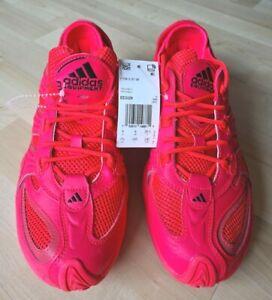 Adidas Originals FYWS-97 Torsion Women Size 7 Shock Red Lifestyle Sneaker EE5329
