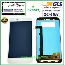 DISPLAY LCD ZTE VODAFONE SMART PRIME 7 4G VFD600 TOUCH SCREEN VETRO BIANCO
