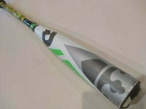 "USED/HOT 2017 Demarini CF ZEN 29/19 (-10) 2 5/8"" USSSA COMP Baseball Bat CBX-17"