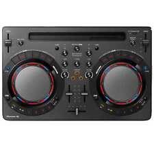 New! Pioneer DDJ-WeGO4-K Compact DJ Software Controller (black)