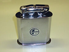 """KW (KARL WIEDEN) """"MODELL 650/G"""" TABLE LIGHTER W. LACQUER MOTIF - 1938 - GERMANY"""