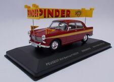 Peugeot 404 Berline Cirque Pinder ODEON 1/43 - 019