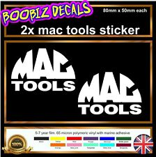 4x makita tools sponsor stickers 100mm x 60mm  toolbox car van hand tool decals