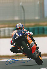 "Mick Doohan ""Moto GP"" signed 8x12 inch photo autograph"