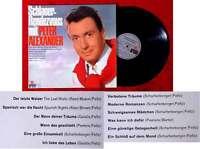 LP Peter Alexander: Schlager Rendezvous mit... (Ariola 76 955 IT) D 1967